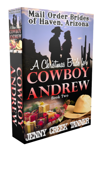 A Christmas Bride for Cowboy Andrew: The Mail Order Brides of Haven, Arizona Series